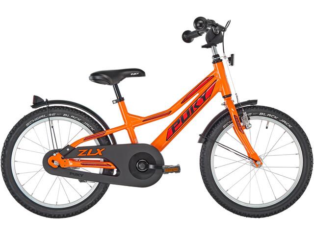 Puky ZLX 18-1 aluminium Drenge, racing orange